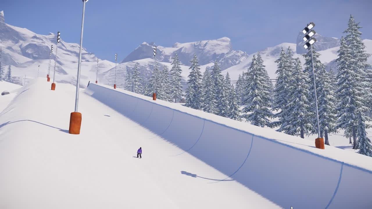 snow, snowboarding, snowthegame, Dat revert GIFs