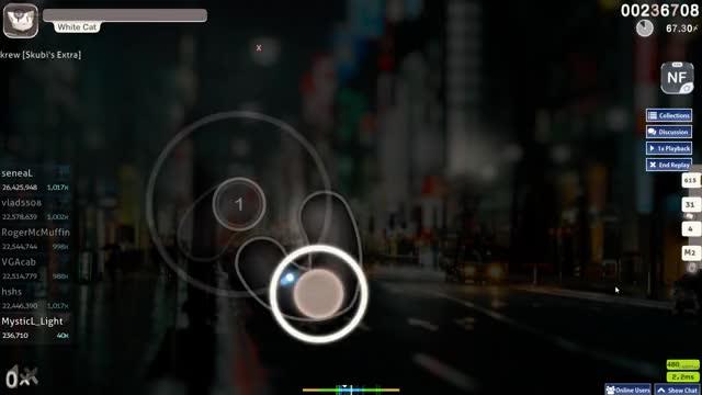 Watch and share Osu GIFs by lightgfx on Gfycat