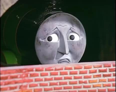 Watch and share Thomas The Tank Engine - The Sad Story Of Henry (UK SE01 EP03) GIFs on Gfycat