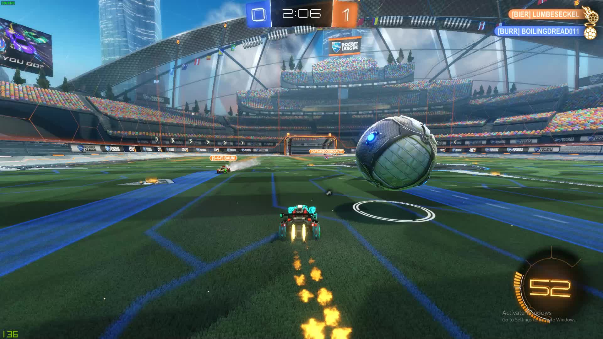 rocket league, rocketleague, Dribble play GIFs