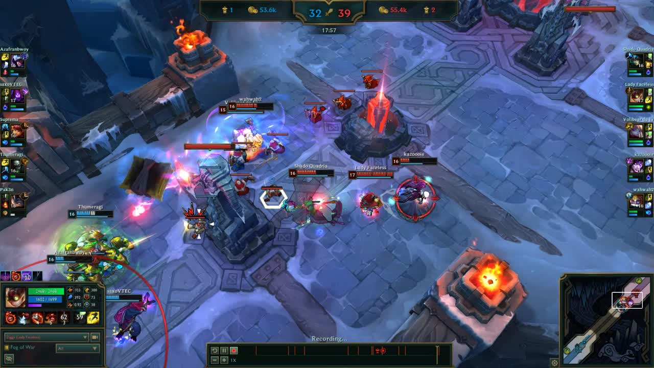leagueoflegends, ARAM Ziggs Penta GIFs