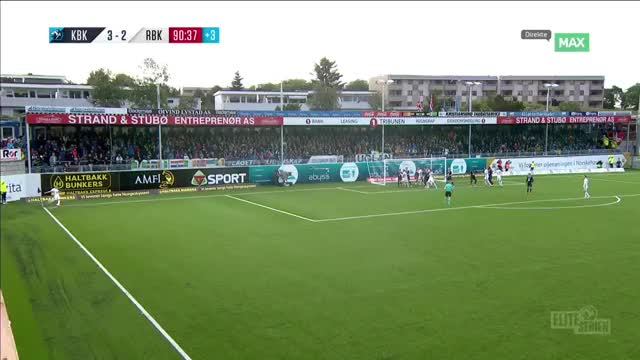 Watch Kristiansund - RBK 3-3 GIF by larsarus (@larsarus) on Gfycat. Discover more Bendtner, Bjørdal, RBK GIFs on Gfycat