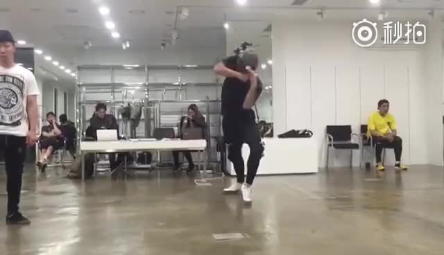 Watch and share RAIN 151107 Rain World Tour 'THE SQUALL 2015-2016 RAIN' Rehearsal GIFs on Gfycat