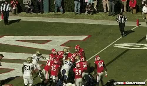 Watch and share 2014 /r/cfb Not Top 10 : CFB GIFs on Gfycat