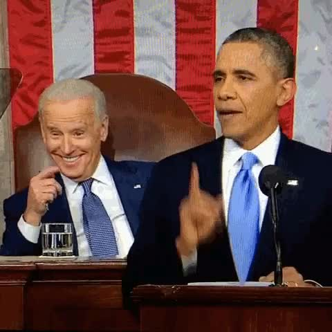 Watch and share Barack Obama GIFs and Joe Biden GIFs on Gfycat