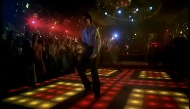 Watch this john travolta GIF on Gfycat. Discover more Bee Gees, John Travolta, Saturday Night Fever GIFs on Gfycat