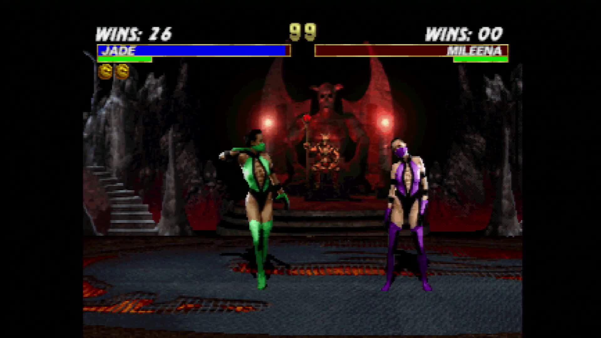 #elgatogaming, game, gaming, great, ray dhimitri, Mortal Kombat Trilogy - All JADE Fatalities GIFs