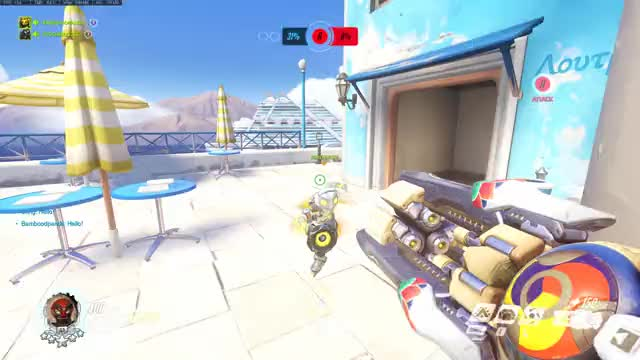 Watch and share Overwatch GIFs and Mei GIFs by Bamboodpanda on Gfycat