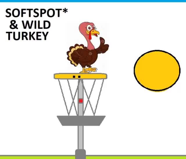 Watch and share Gobbled GIFs by Softspot disc golf  on Gfycat
