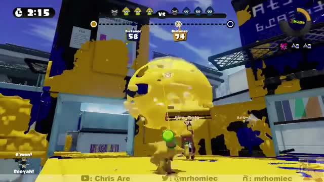 Watch and share Splatoon GIFs and Solo S+ GIFs by mrhomiec on Gfycat