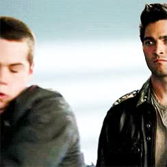 Watch and share Sterek Parallelism; 1x09 - 4x02 GIFs on Gfycat
