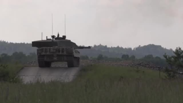 Watch and share Tanks In Action GIFs and Leclerc Tank GIFs on Gfycat