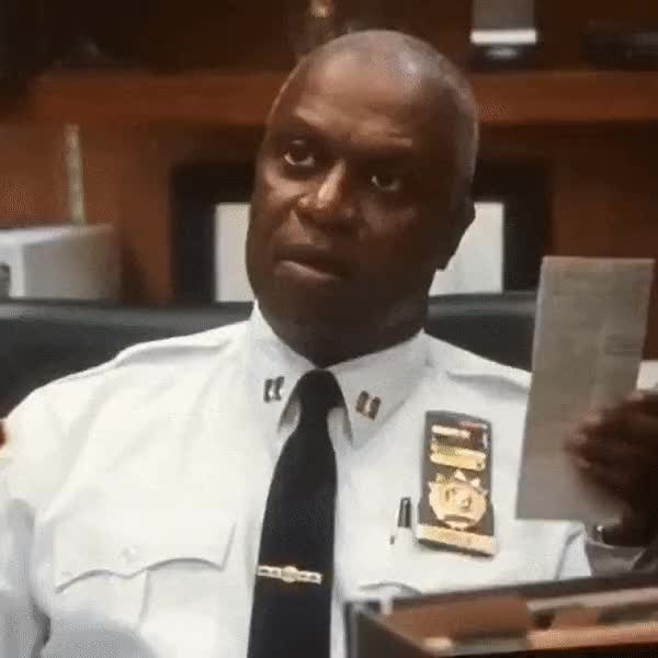 Watch and share Andre Braugher GIFs and Celebs GIFs on Gfycat