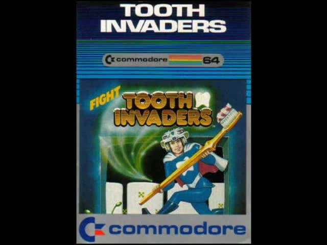 Watch C64 Tooth Invaders GIF on Gfycat. Discover more related GIFs on Gfycat