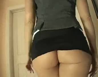 Brianna Love Too Short Skirt