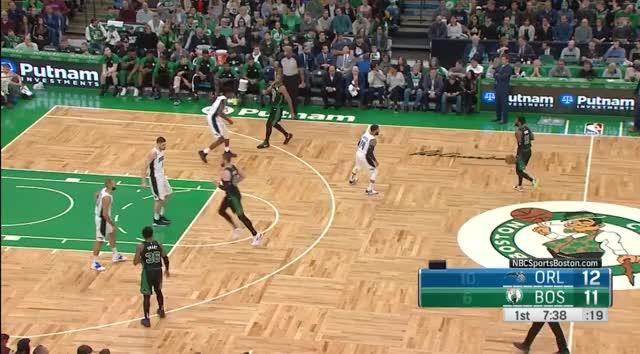 Watch ISAAC GIF by @prejuce on Gfycat. Discover more Boston Celtics, Orlando Magic, basketball GIFs on Gfycat