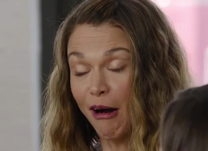 GIF Brewery, confused, cross, crosseyed, drunk, dumb, dumber, eye, face, fun, funny, idiot, lol, maggie, rolling, silly, stupid, trending, tv, younger, Maggie funny face GIFs
