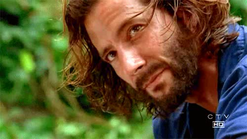 Watch and share Desmond Hume GIFs and Lost GIFs on Gfycat