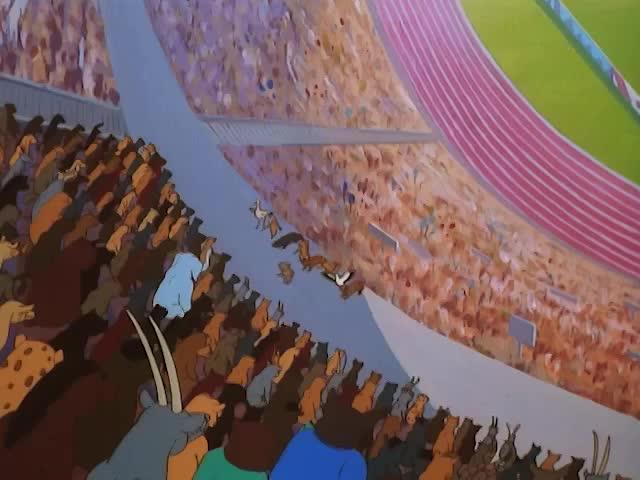 Cartoon, Cub, Film, Football (Interest), animals, champions, fifa, full, junior cup, series, Cheering Squad GIFs
