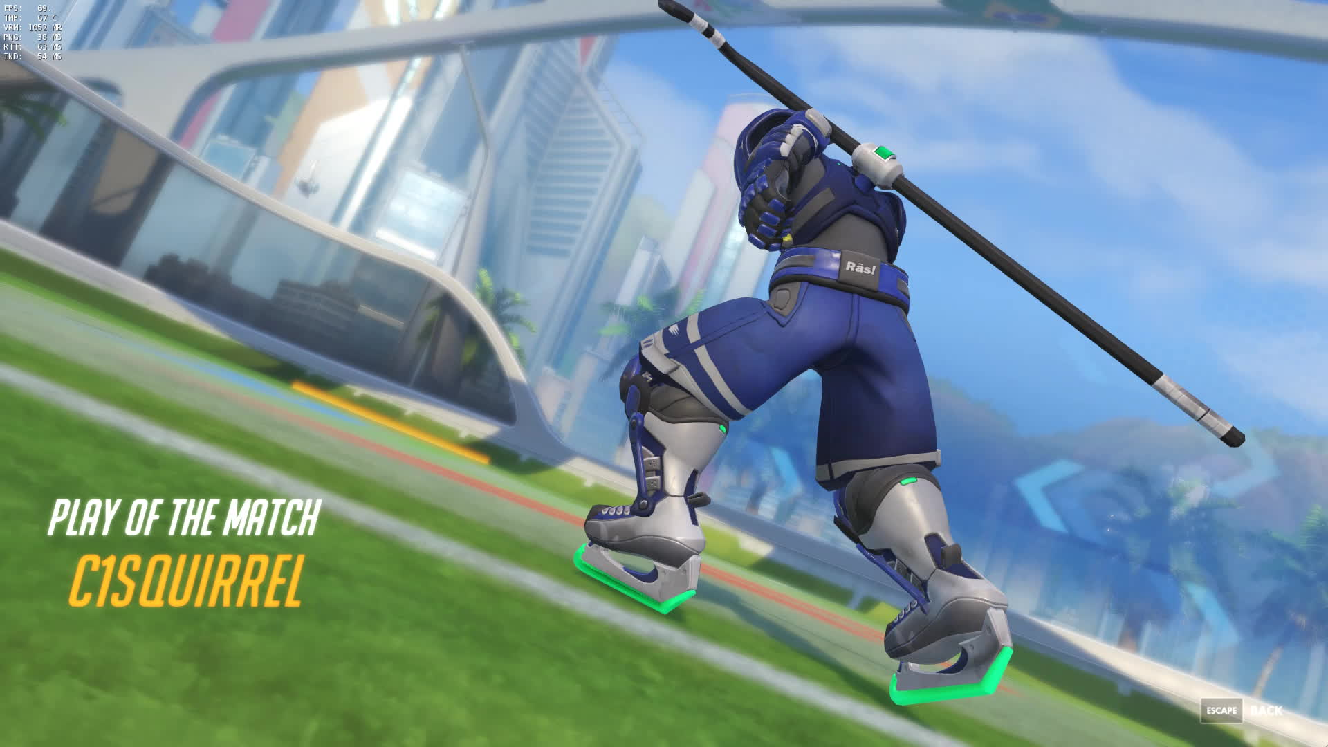 overwatch, Wow! Wow! Wow! Well Played! GIFs