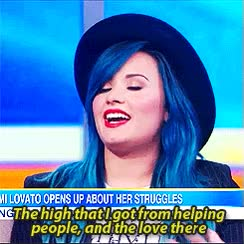 Watch and share Demi Demi Lovato Stay Strong Demi Gifs GIFs on Gfycat