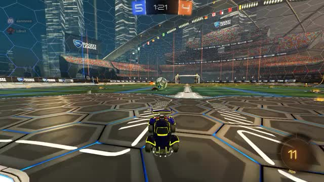 Watch Rocket League GIF by @libraxrl on Gfycat. Discover more Goal, Rocket League GIFs on Gfycat