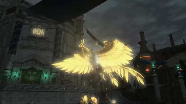 the new phoenix mount is simply stunning (reddit) GIF   Rechercher
