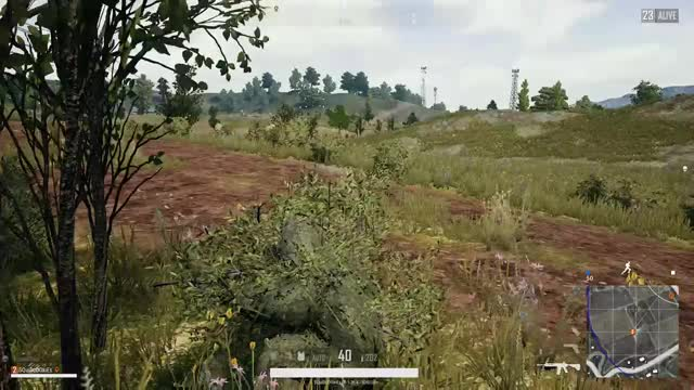 Watch and share Ghillie GIFs and Pubg GIFs by squidcookies on Gfycat