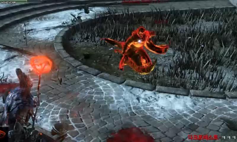 DarkSouls3, 딸피패리나댐1 GIFs