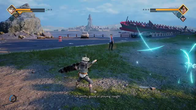 Watch and share Almighty Zw GIFs and Jumpforce GIFs by Gamer DVR on Gfycat
