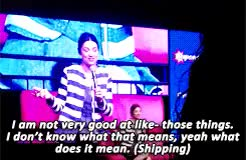 Watch Crystal Reed talks shipping. GIF on Gfycat. Discover more 1k, 500, 5k, Crystal Reed, kirayukimura, lydiaemartin, mygifs, twedit, tylerdylans GIFs on Gfycat