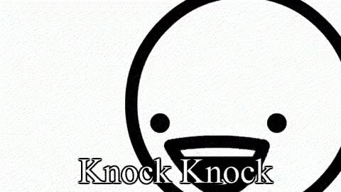 Watch I see myself in this gif GIF on Gfycat. Discover more 8, asdf, asdfmovie, knock knock, tomska GIFs on Gfycat
