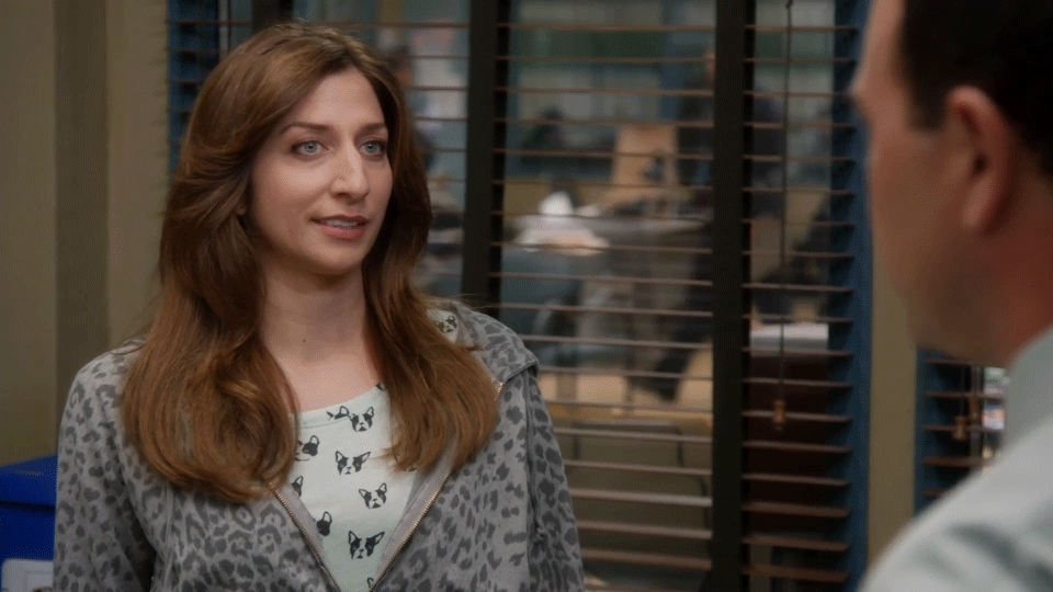 Chelsea Peretti, HQRG, brooklynninenine, I thrive on dysfunction GIFs