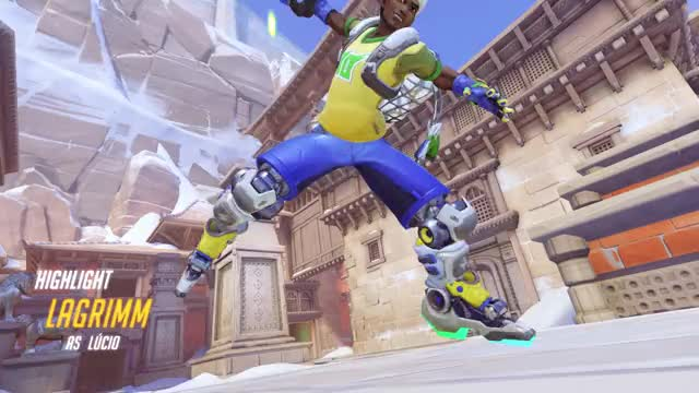Watch and share Highlight GIFs and Overwatch GIFs by LaGrimm on Gfycat