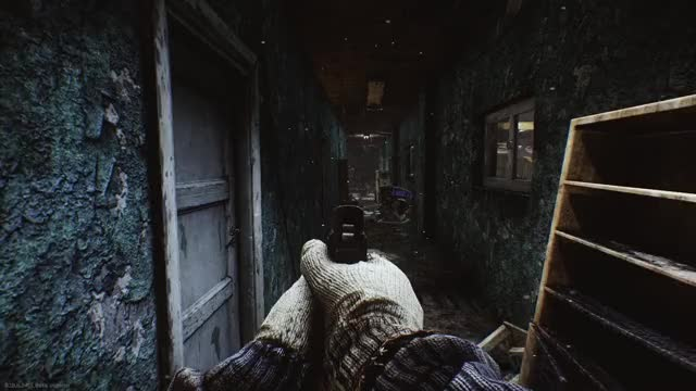 Watch Hallway shootout. GIF by ChamberTM (@chambertm) on Gfycat. Discover more Escapefromtarkov, factory, fps, gaming, headshot, pc, pistol, shooter GIFs on Gfycat