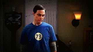 Watch and share Sheldon Cooper Smiling Gif GIFs on Gfycat