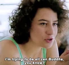 Watch this trending GIF on Gfycat. Discover more ilana glazer GIFs on Gfycat