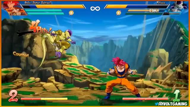 Watch and share DRAGON BALL FIGHTERZ: SUPER SAIYAN GOD GOKU All Dramatic Finishers MOD Gameplay GIFs on Gfycat