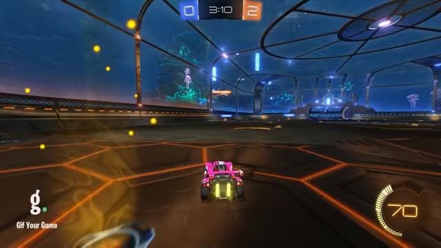 Goal 3: dizzy