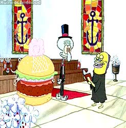 Watch Ruined Childhood GIF on Gfycat. Discover more Spongebob Squarepants, Squidward, africant GIFs on Gfycat