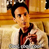 Watch cool cool cool community GIF on Gfycat. Discover more celebs, danny pudi GIFs on Gfycat