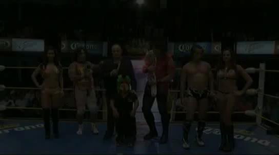 Watch and share Intro For CMLL On Terra: 2013-05-12 (Pesta Negra & Nakamura) GIFs on Gfycat