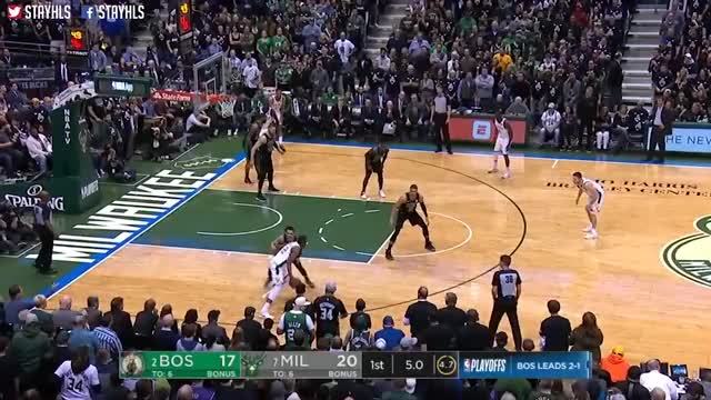 Watch and share 2018 Nba Playoffs GIFs and Game Highlights GIFs on Gfycat
