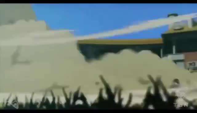 Watch and share Naruto Ultimate Ninja Storm Revolution: Minato Tailed Beast Mode TEAM ULTIMATE JUTSU GIFs on Gfycat