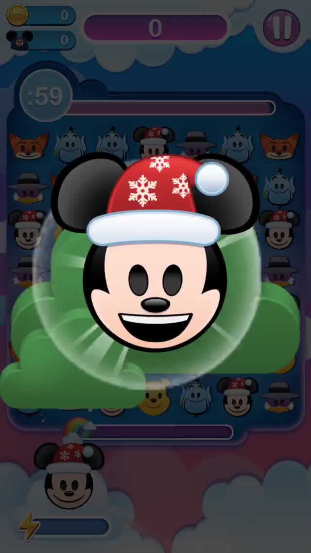 Watch and share Holiday Mickey GIFs by theblope on Gfycat