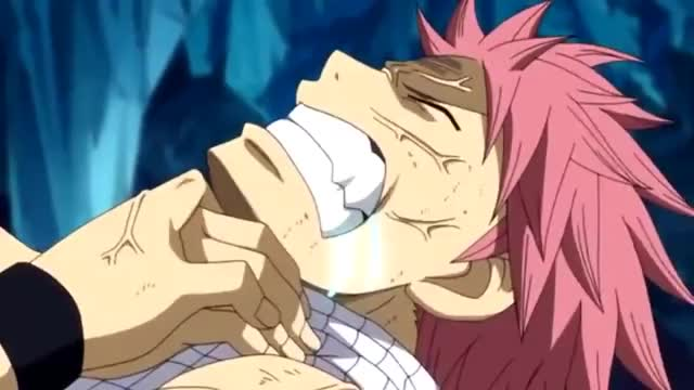 Watch Fairy Tail Natsu Vs Jellal (English Dub) GIF on Gfycat. Discover more related GIFs on Gfycat
