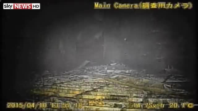 fukushima (japanese city/town), fukushima daiichi nuclear disaster (event), fukushima prefecture (japanese prefecture), japan (country), news, news & politics, nuclear power (industry), nuclear reactor (invention), sky news, skynews, Inside Fukushima Nuclear Reactor GIFs