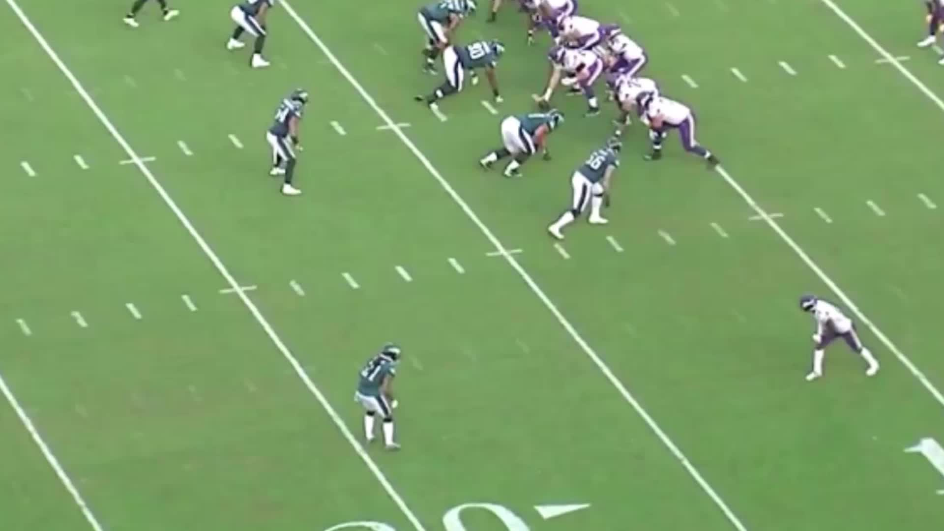Diggs Route All-22 Zoomed GIFs