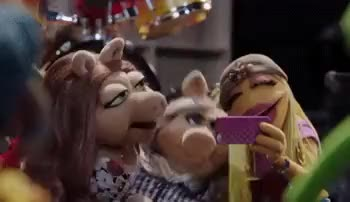 Watch and share Janice The Muppets GIFs and Spamela Hamderson GIFs on Gfycat