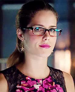 "Watch ""Had we cast anyone other than Emily (Bett) Rickards, she wo GIF on Gfycat. Discover more Arrow, Emily Bett Rickards, Felicity Smoak, Interview, Just ask him, Marc Guggenheim, Olicity, Oliver and Felicity, Oliver x Felicity GIFs on Gfycat"